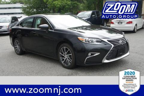 2016 Lexus ES 350 for sale at Zoom Auto Group in Parsippany NJ