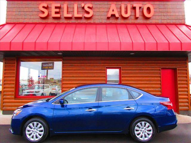 2019 Nissan Sentra for sale at Sells Auto INC in Saint Cloud MN