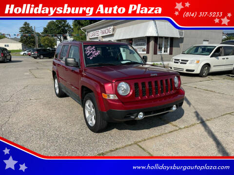 2011 Jeep Patriot for sale at Hollidaysburg Auto Plaza in Hollidaysburg PA
