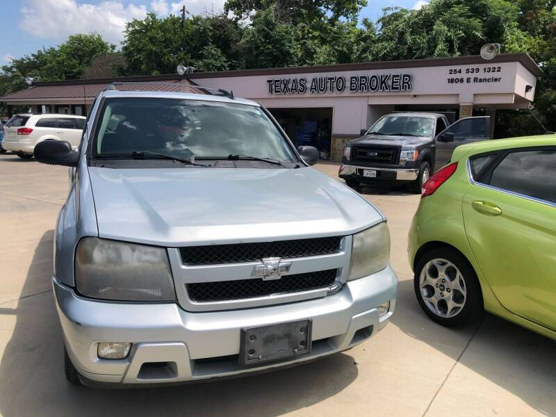 2008 Chevrolet TrailBlazer for sale at Texas Auto Broker in Killeen TX