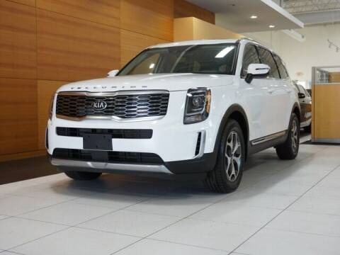 2020 Kia Telluride for sale at PORSCHE OF NORTH OLMSTED in North Olmsted OH