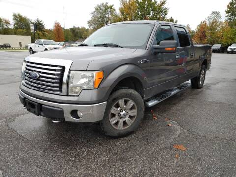 2010 Ford F-150 for sale at Cruisin' Auto Sales in Madison IN