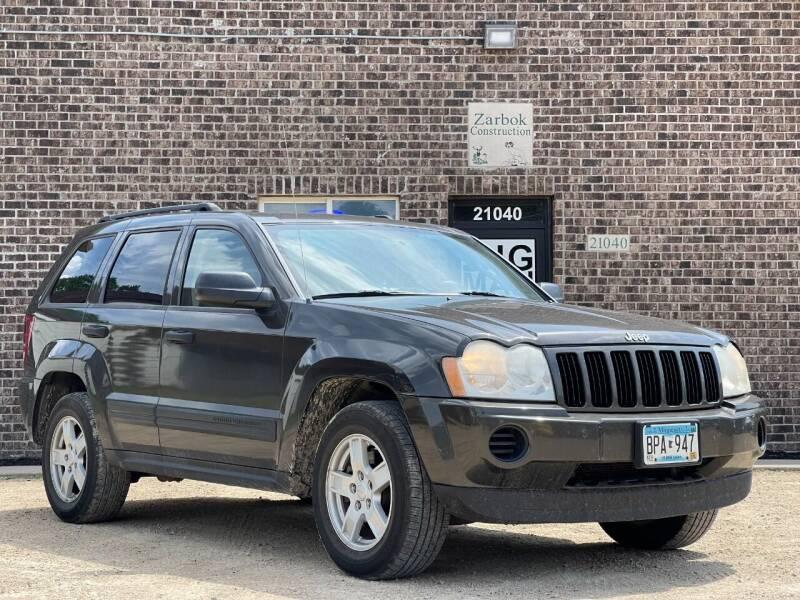 2005 Jeep Grand Cherokee for sale at Big Man Motors in Farmington MN