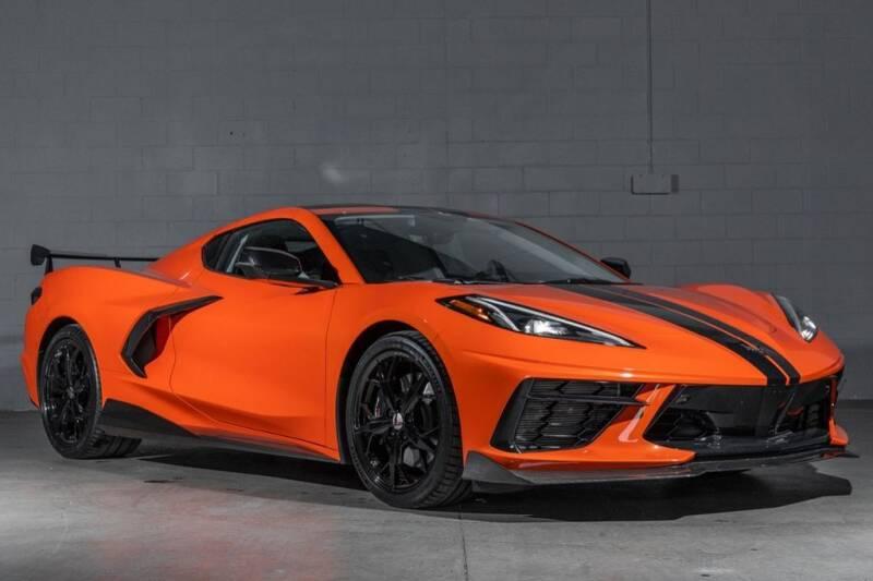 2020 Chevrolet Corvette for sale in Birmingham, MI