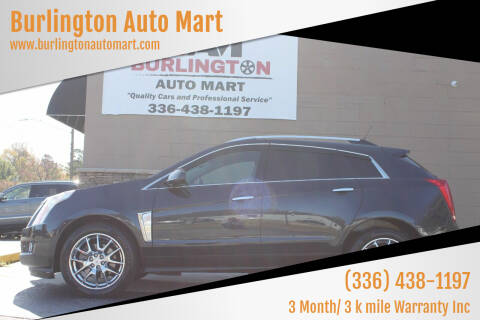 2014 Cadillac SRX for sale at Burlington Auto Mart in Burlington NC
