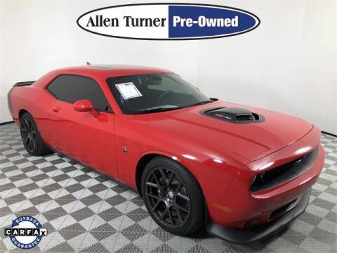 2016 Dodge Challenger for sale at Allen Turner Hyundai in Pensacola FL
