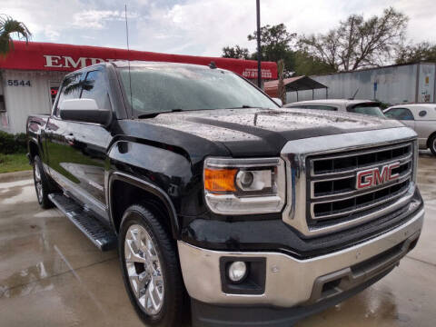 2014 GMC Sierra 1500 for sale at Empire Automotive Group Inc. in Orlando FL
