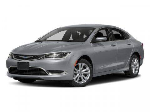 2017 Chrysler 200 for sale at Planet Automotive Group in Charlotte NC