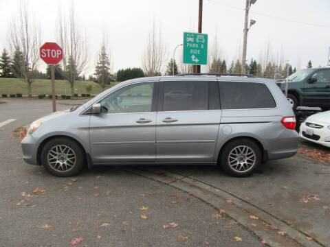 2006 Honda Odyssey for sale at Car Link Auto Sales LLC in Marysville WA
