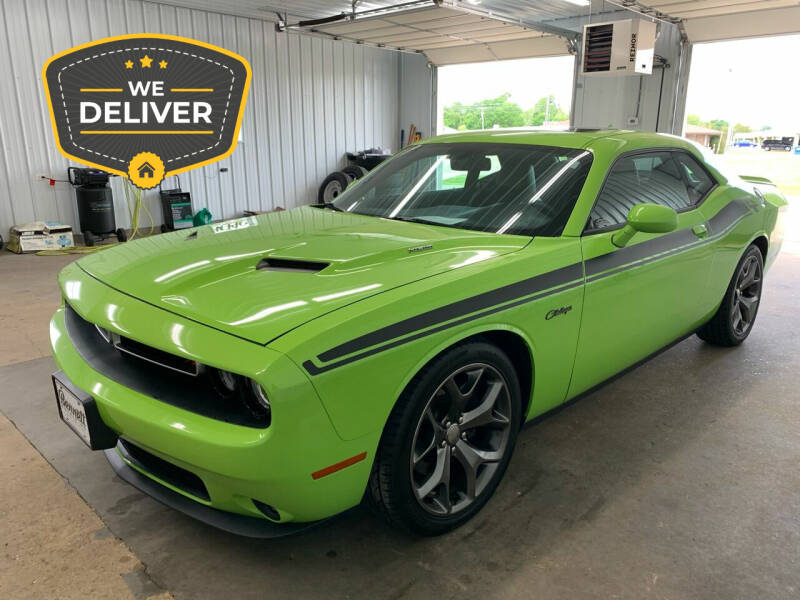 2015 Dodge Challenger for sale at Bennett Motors, Inc. in Mayfield KY