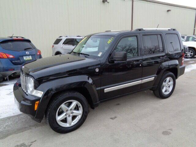 2010 Jeep Liberty for sale at De Anda Auto Sales in Storm Lake IA