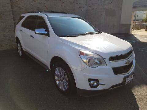 2011 Chevrolet Equinox for sale at GTR Auto Solutions in Newark NJ