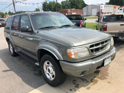 1999 Ford Explorer for sale at Wise Investments Auto Sales in Sellersburg IN