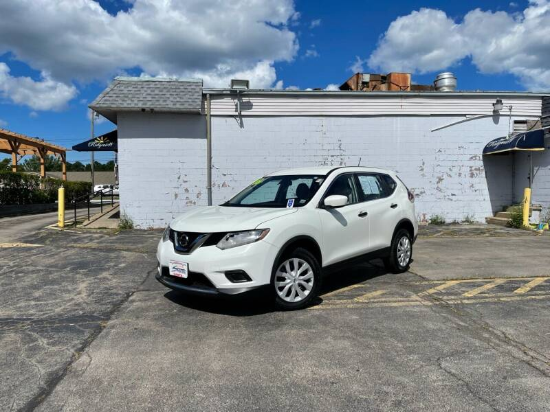 2016 Nissan Rogue for sale at Santa Motors Inc in Rochester NY