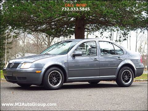 2003 Volkswagen Jetta for sale at M2 Auto Group Llc. EAST BRUNSWICK in East Brunswick NJ