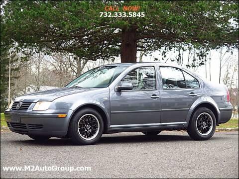 2003 Volkswagen Jetta for sale at M2 Auto Group Llc. EAST BRUNSWICK in East Brunswick NJ