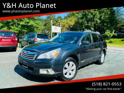 2012 Subaru Outback for sale at Y&H Auto Planet in West Sand Lake NY