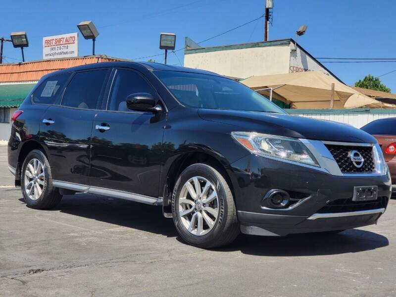 2014 Nissan Pathfinder for sale at First Shift Auto in Ontario CA