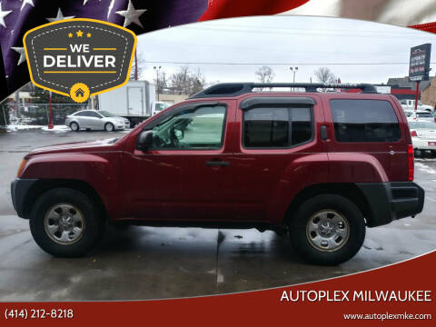 2007 Nissan Xterra for sale at Autoplex 3 in Milwaukee WI