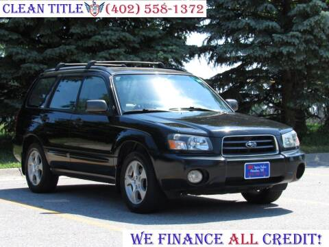 2003 Subaru Forester for sale at NY AUTO SALES in Omaha NE