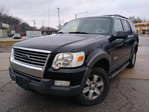 2006 Ford Explorer for sale at Your Car Source - Lot 2 in Kenosha WI