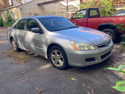 2006 Honda Accord for sale at Michaels Used Cars Inc. in East Lansdowne PA