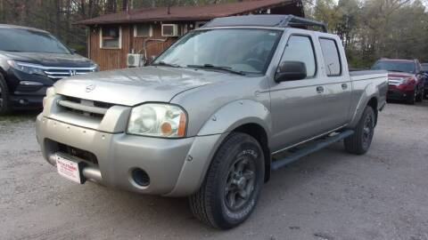 2003 Nissan Frontier for sale at Select Cars Of Thornburg in Fredericksburg VA