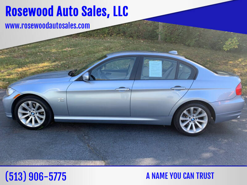 2011 BMW 3 Series for sale at Rosewood Auto Sales, LLC in Hamilton OH