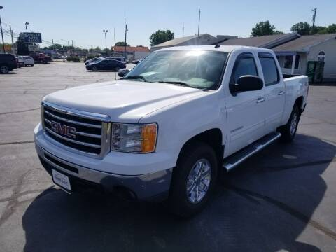 2013 GMC Sierra 1500 for sale at Larry Schaaf Auto Sales in Saint Marys OH
