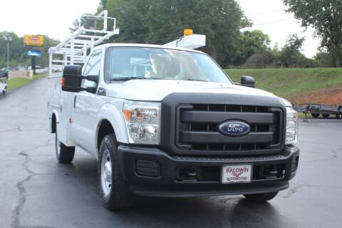 2014 Ford F-350 Super Duty for sale at Baldwin Automotive LLC in Greenville SC