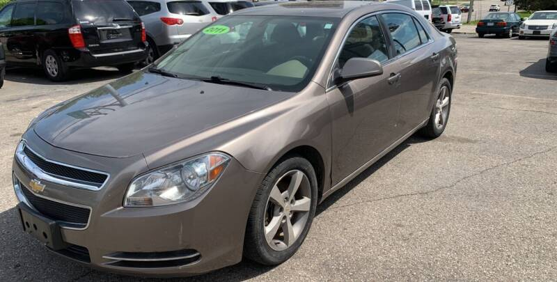 2011 Chevrolet Malibu for sale at Kellis Auto Sales in Columbus OH