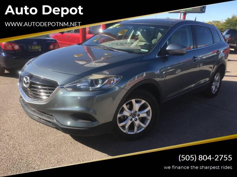 2013 Mazda CX-9 for sale at Auto Depot in Albuquerque NM
