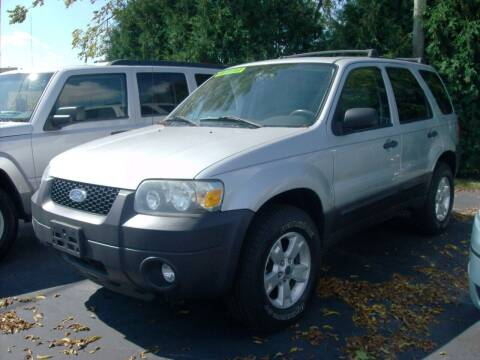 2007 Ford Escape for sale at Keens Auto Sales in Union City OH