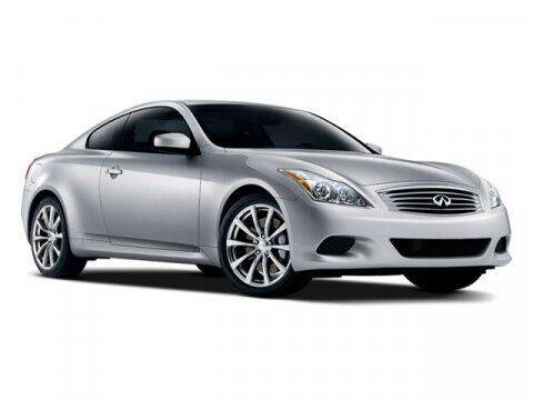 2009 Infiniti G37 Coupe for sale at Karplus Warehouse in Pacoima CA