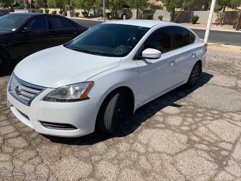 2014 Nissan Sentra for sale at Boktor Motors in Las Vegas NV