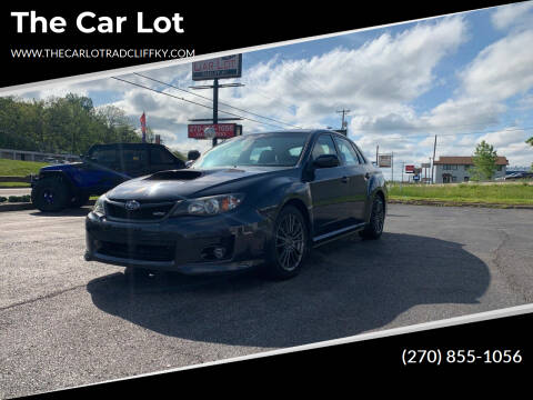 2011 Subaru Impreza for sale at The Car Lot in Radcliff KY