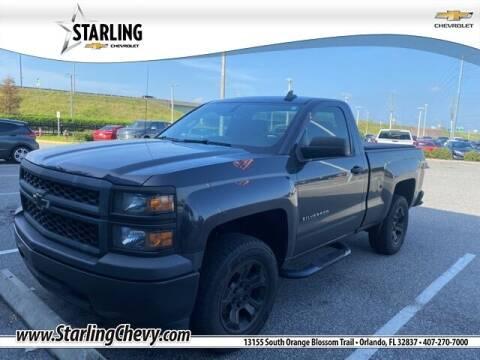 2015 Chevrolet Silverado 1500 for sale at Pedro @ Starling Chevrolet in Orlando FL