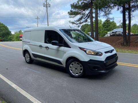 2015 Ford Transit Connect Cargo for sale at THE AUTO FINDERS in Durham NC
