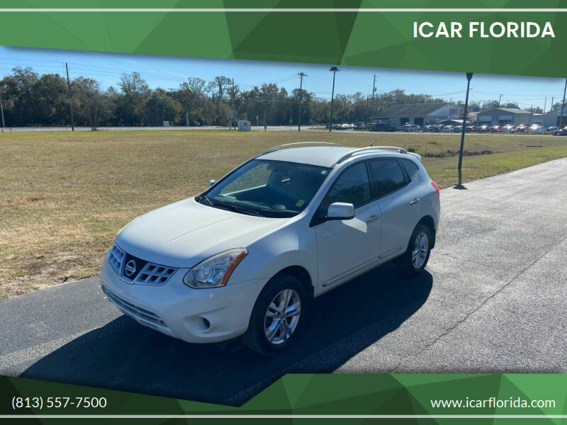 2013 Nissan Rogue for sale at ICar Florida in Lutz FL