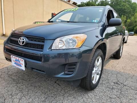 2011 Toyota RAV4 for sale at Auto Wholesalers Of Hooksett in Hooksett NH