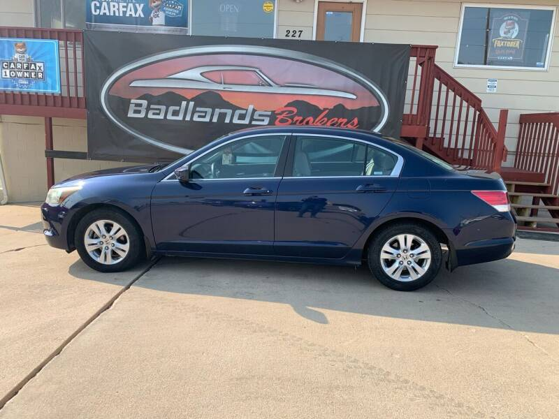 2009 Honda Accord for sale at Badlands Brokers in Rapid City SD