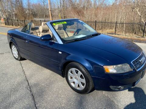 2004 Audi A4 for sale at Used Cars of Fairfax LLC in Woodbridge VA
