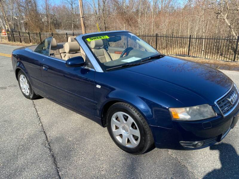 2004 Audi A4 for sale at Used Cars of Fairfax LLC in Woodbridge VA