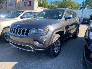 2015 Jeep Grand Cherokee for sale at Car Depot in Detroit MI