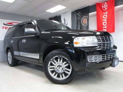 2008 Lincoln Navigator for sale at TEAM MOTORS LLC in East Dundee IL