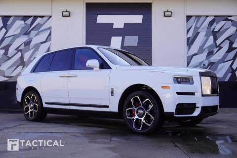 2020 Rolls-Royce Cullinan for sale at Tactical Fleet in Addison TX