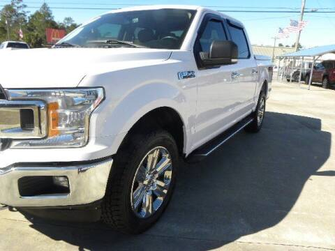 2018 Ford F-150 for sale at VANN'S AUTO MART in Jesup GA