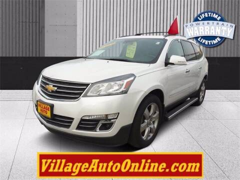 2017 Chevrolet Traverse for sale at Village Auto in Green Bay WI