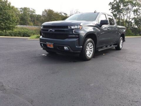 2019 Chevrolet Silverado 1500 for sale at Uftring Weston Pre-Owned Center in Peoria IL