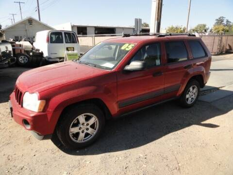 2005 Jeep Grand Cherokee for sale at Gridley Auto Wholesale in Gridley CA